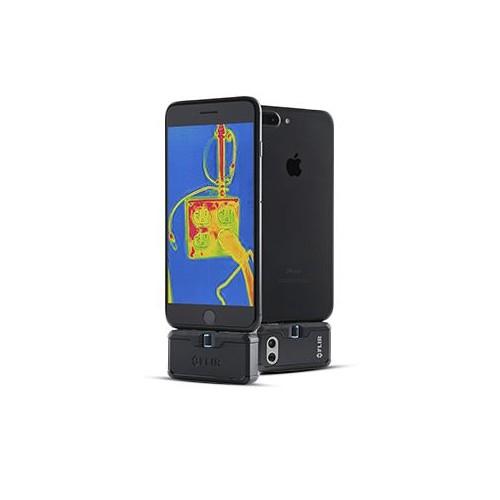 435-0011-03 Flir ONE Pro Wärmebildkamera für Android 160x120Pixel MICRO-USB Produktbild Front View L