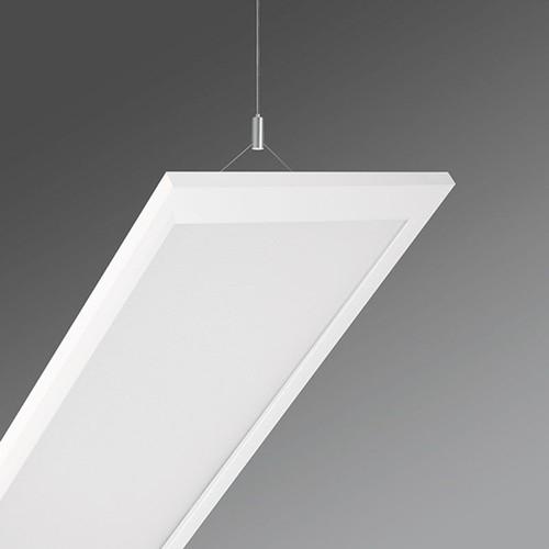 60204034150 Regiolux panella-PHMPI/1200 LED 34W 4300lm LF840 Produktbild Front View L