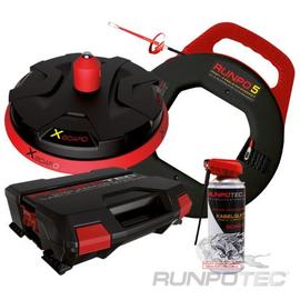 11112 Runpotec RUNPO5 XBOARD 300 INKL. KOFFER GLEITMITTELSCHAUM AKTION Produktbild