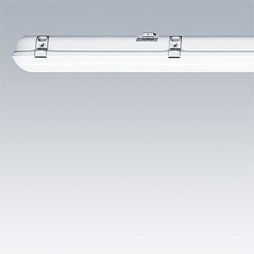 96665580 Thorn JULIE 1500 LED IP65 6000 840 LED Feuchtraumleuchte Produktbild Front View L