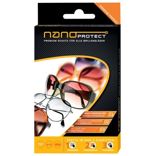315010 NanoProtect Brille Nano Schutz für Brillen Produktbild