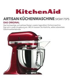 KitchenAid Prospekt Küchenmaschine Artisan 5KSM175PS Produktbild