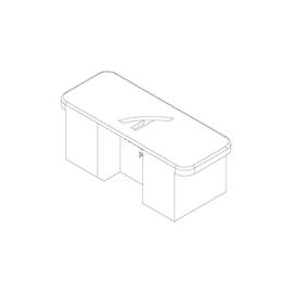 15952 Trayco FS-AC-HO-SEAL-PA6018 Sicherung f. Gerätebecher Produktbild