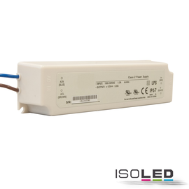 114083 Isoled LED TRAFO 24V/DC 0-100W IP67 Produktbild