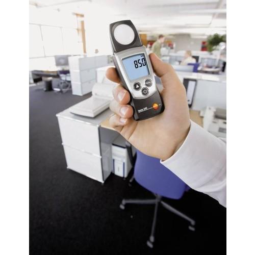 0560 0540 TESTO 540 Beleuchtungsstärke- Messgerät Luxmeter Produktbild Additional View 1 L