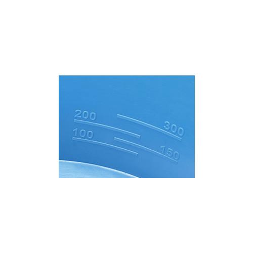 GipsProfi Gips-Pfanne aus hochwertigen Kunststoff TPU Ring aus Edelstahl Produktbild Additional View 2 L