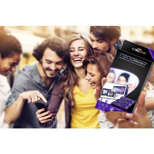 315009 NanoProtect Display Nano Displayschutz für Smartphones Produktbild Additional View 2 L
