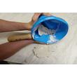 GipsProfi Gips-Pfanne aus hochwertigen Kunststoff TPU Ring aus Edelstahl Produktbild Additional View 4 S