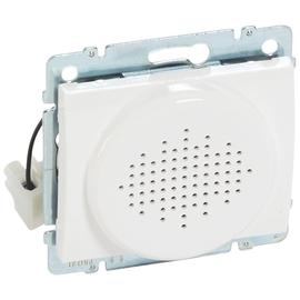 775670 LEGRAND Einsatz UP-Lautsprecher Galea Life ultraweiss Produktbild