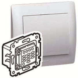 775668 LEGRAND Einsatz Radio Tuner Mehrraum Produktbild