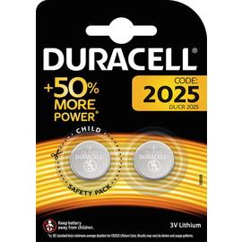 5000394203907 Duracell Lithium 2025 B2 Knopfzellenbatterie 3V 2 Stk.-Blister Produktbild