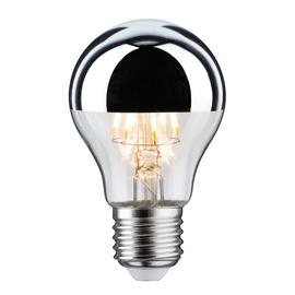 28375 Paulmann LED AGL 7,5W E27 230V Kopfspiegel Silber 2700K Produktbild