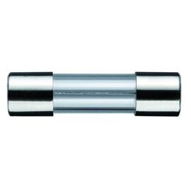 62960 Scharnberger+H. Feinsicherung 6,3x32mm  500V träge 1A Produktbild