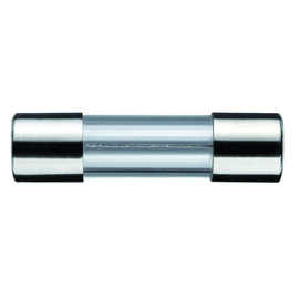 62968 Scharnberger+H. Feinsicherung 6,3x32 mm 500V T 6,3A, Keramikrohr mit Produktbild
