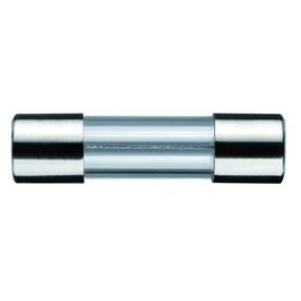 62970 Scharnberger+H. Feinsicherung 6,3x32 mm 500V träge 10A Produktbild