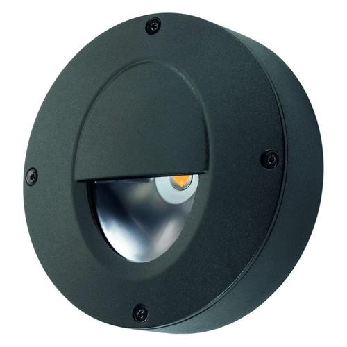 12410138 Eltropa Wandaufbauleuchte LED 4W 3000K 180lm graphit IP65 (923015) Produktbild Front View L