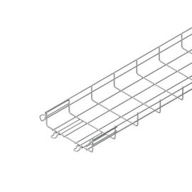713080 Niedax MTC 54.100 E3 Gitterrinne 54x100x3000mm CITO Edelstahl 1.4301 Produktbild