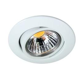 ELNR 50682-27 Eltropa Einbauleuchte LED 8W, 2700K, 700lm, ws, IP 20, EinbØ 68 Produktbild