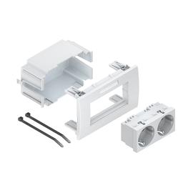 057467 Niedax GES 2 R R Geräteeinbausystem,vorkonfektioniert,Ei Produktbild