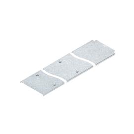 263806 Niedax RDV 200 F Deckel für Kabelrinne/ leiter, 200x3000 mm, t=0,75 Produktbild