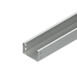 221608 Niedax RLU 60.200 F Kabelrinne, 60x200x3000 mm, t=0,9 mm, ungelocht ink Produktbild