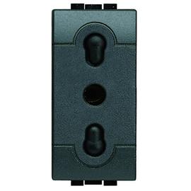 L4180 Bticino STECKD. 2P ITALI. NORM Produktbild