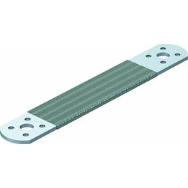 5331501 Obo 856 Anschluss  und Dehnungsband  35mm² Kupfer Produktbild