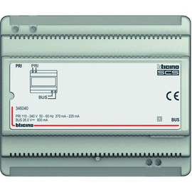 346040 Bticino NETZGERÄT AUDIO ECO 6TE Produktbild