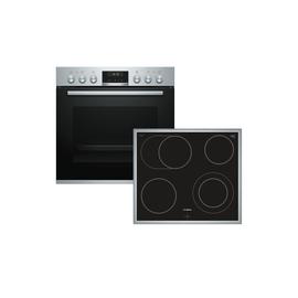 HND611LS60 Bosch Herdset best. HEA5174S0 NKN645GA1E + 3-fach Auszug Produktbild