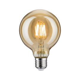 28521 Paulmann LED Vintage Globe 95 6W E27 230V Gold Dimmbar 1700K Produktbild