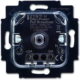 2CKA006599A3026 Busch-Jaeger DALI Power Poti TW BC SV 2116/11 U Produktbild