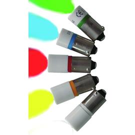B3-L24 GNB Benedict Leuchtdiode grün, Sockel BA9s I = 17mA   P = 0,4W 20 30V  Produktbild
