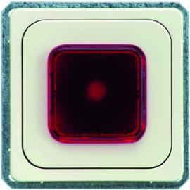 216010 Schneider Elec. Lichtsignal E10 rote Haube FASHION/RIVA/ Produktbild