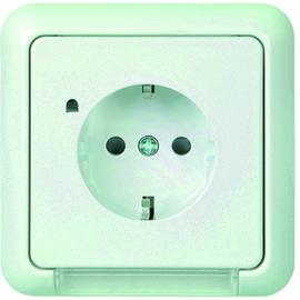 225304 Schneider Elec. Steckdose LED Licht SHUTTER 16A Ste Produktbild