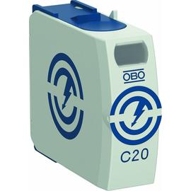 5095600 Obo C20 0 255 NPE Funkenstrecke Oberteil 255V Produktbild
