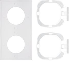10108902 Berker Dichtungsset für S1 2-fach transparent für SSD, etc Produktbild
