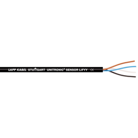 7038901 Lapp UNITRONIC SENSOR LifYY 4x0,34 Produktbild