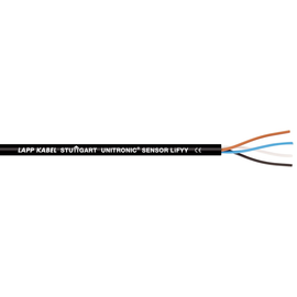 7038905 Lapp UNITRONIC SENSOR LifYY A 3x0,34 Produktbild