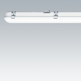 96628548 Thorn JULIE 600 LED IP65 1800 840 LED Feuchtraumleuchte Produktbild
