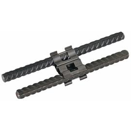 308135 Dehn DEHNclip Bewehrungsklemme St/blank für Rd 8 mm / Rd 8 mm Produktbild